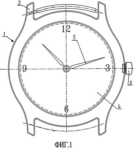 Часы с декоративным корпусом из драгоценного металла, декоративный корпус и тонкостенный декоративный кожух из драгоценного металла для этих часов