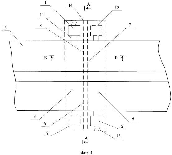 Способ передвижения людей под автодорогой с использованием гравитационных сил