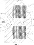 Способ и устройство для обслуживания секции колонны труб, установленной на подсвечник