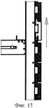 Система навесного вентилируемого фасада (нвф) для облицовки зданий, подсистема для крепления облицовочной плитки и облицовочная плитка