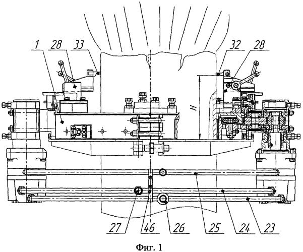 Устройство для резки труб на устье фонтанирующей скважины