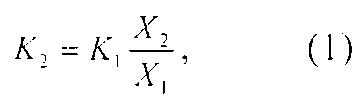 Способ измерения коэффициента преобразования пьезокерамических акселерометров