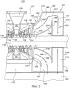 Выпускное устройство для осевой паровой турбины
