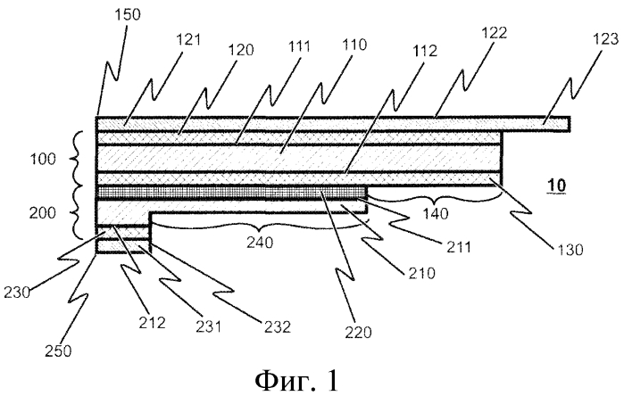 Клейкая лента и способ изготовления клейкой ленты