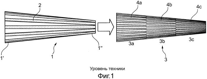 Способ изготовления рукавообразной волоконной системы армированного волокном композиционного конструктивного элемента и рукавообразная волоконная система