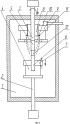 Способ выращивания монокристаллических дисков из тугоплавких металлов и устройство для его осуществления