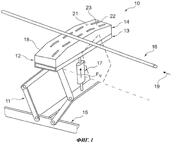 Полоз токоприемника для устройства скользящего контакта