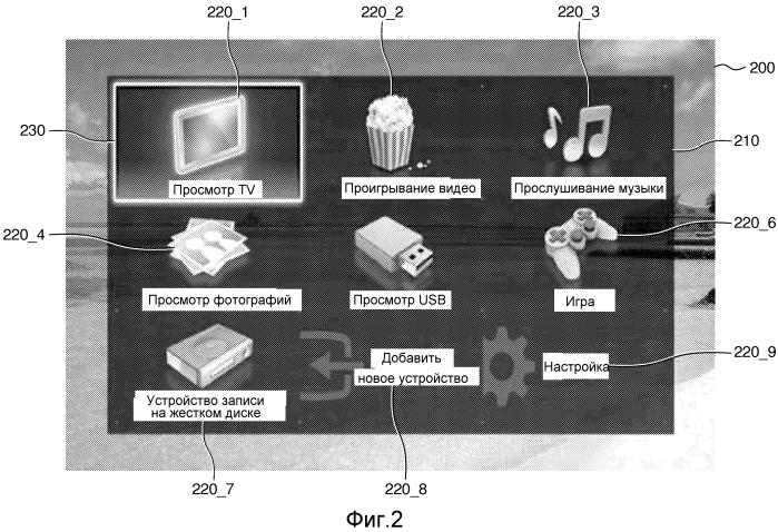 Способ и устройство для управления настройками устройства для воспроизведения элемента контента