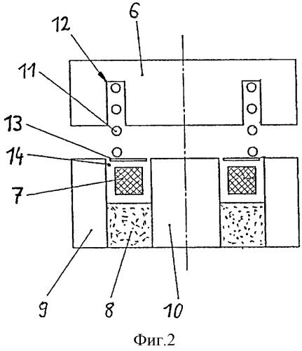 Магнитный привод автоматического выключателя