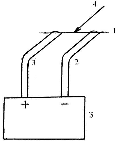 Способ нагрева электродов и создания самостоятельного дугового разряда с поджигом от тонкой металлической проволочки в свободном пространстве в магнитном поле