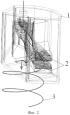 Способ аксиальной инжекции пучка в компактный циклотрон со сверхвысоким магнитным полем