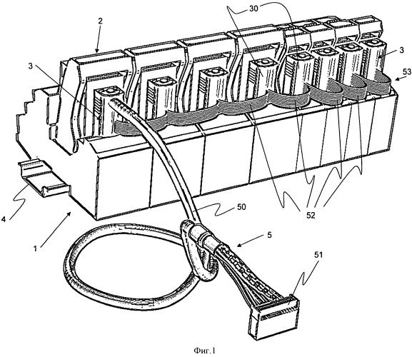 Каблирование системы для многорелейного устройства