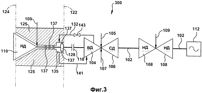Паротурбинная энергетическая установка (варианты)