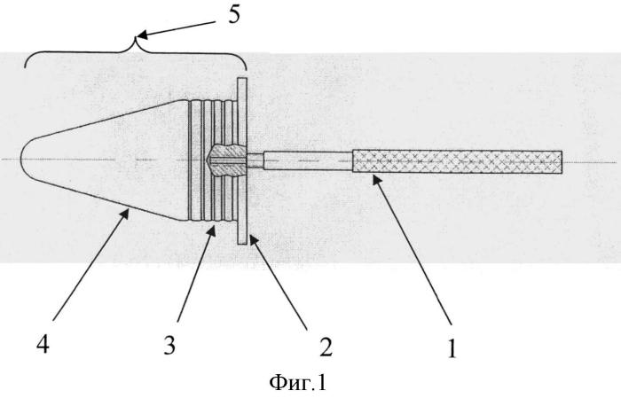 Устройство для интраоперационного измерения диаметра фиброзного кольца аортального клапана, формирования проксимальной части сосудистого протеза для выполнения реконструкции корня аорты