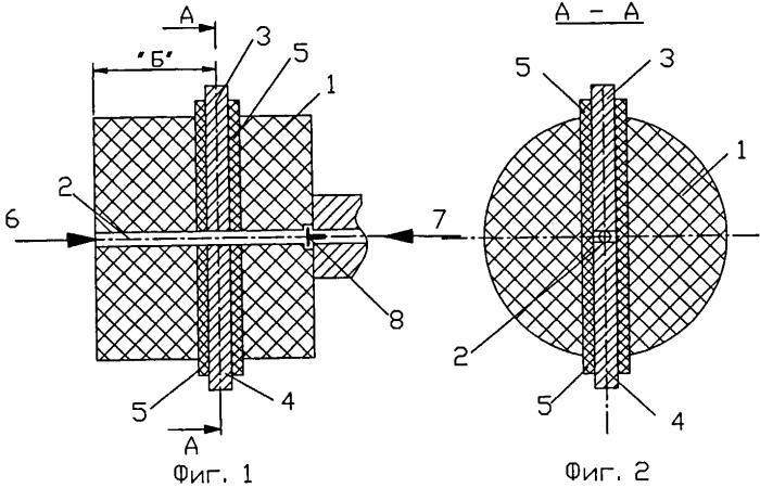 Электровзрывной реактивный пульсирующий двигатель