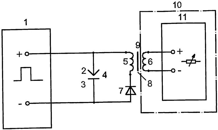 Устройство для электроискровой обработки поверхностей