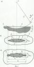 Способ сравнительной оценки свойств материалов по площади поперечного сечения следа маятникового скрайбирования