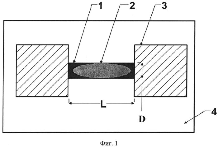Способ получения чувствительного элемента матрицы теплового приемника