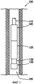 Погружной центробежный насос для перекачивания текучей среды, содержащей твердые частицы