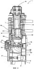 Четырехтактный двигатель, кусторез и моторизованный инструмент, оснащенный таким двигателем