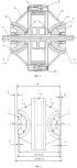 Способ выставки осевого зазора в газодинамическом подвесе оси вращения ротора гиромотора