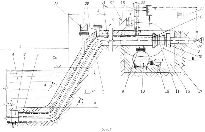Подводный трубопровод