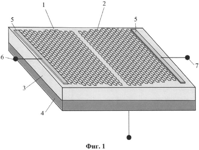 Туннельный полевой транзистор на основе графена