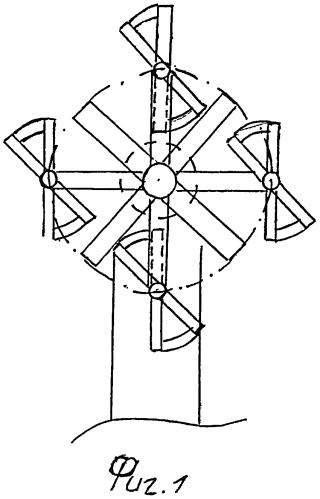 Безредукторный ветроэлектроагрегат