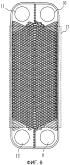 Пластинчатый теплообменник и теплонасосное устройство