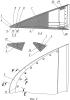 Способ изготовления клиновидного радиопрозрачного переднего обтекателя корпуса сверхзвукового летательного аппарата