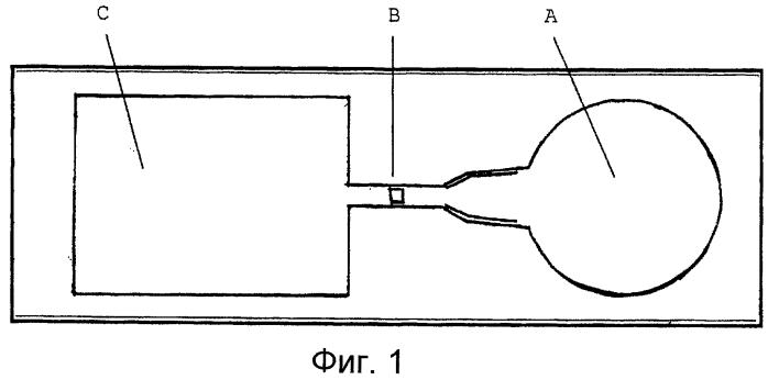 Аналитическое устройство капиллярного действия и его изготовление
