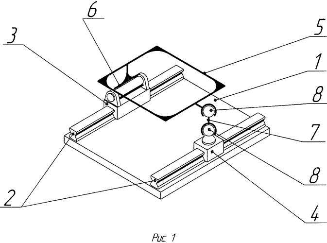 Модуль линейного перемещения
