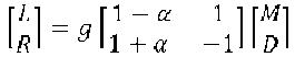 Стереофоническое кодирование на основе mdct с комплексным предсказанием