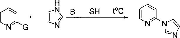 Способ получения полугидрата 2-(1н-имидазол-1-ил)пиридина