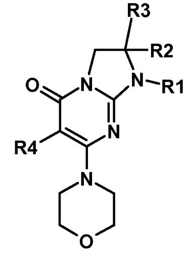 Новые производные 2,3-дигидро-1н-имидазо[1,2-а]пиримидин-5-она, способ их получения и применение в фармации