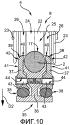 Тросовая транспортировочная система с по меньшей мере одним опорным тросом и одним тяговым тросом