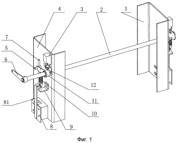 Управляющее устройство ограничения скорости для бытового лифта