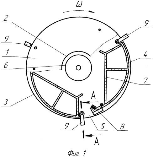 Рабочий орган ударно-центробежной дробилки
