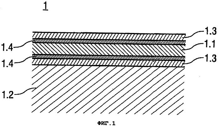 Способ и демпферный элемент для уменьшения естественной вибрации детали
