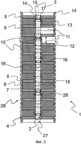 Термоэлектрический модуль для термоэлектрического генератора автомобиля