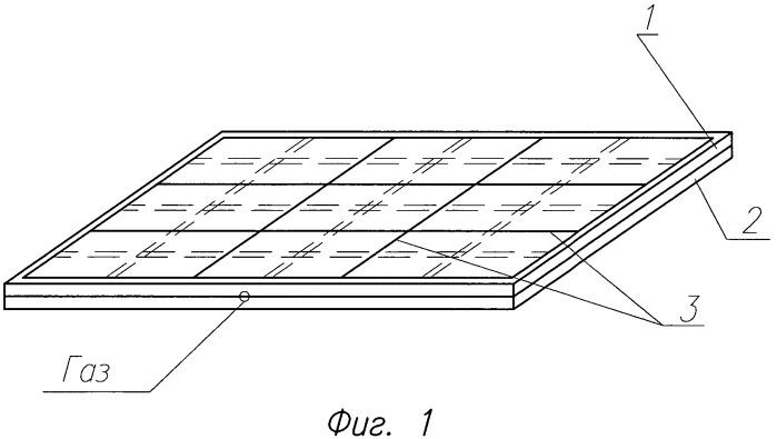 Способ изготовления многослойных панелей