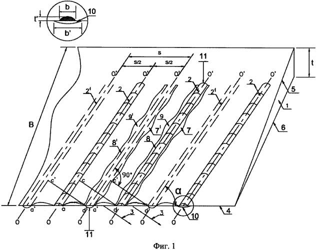 Способ получения износостойкой рабочей поверхности деталей почвообрабатывающих машин
