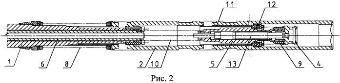 Система измерения удлинения шпилек при одновременной затяжке гайковертом по значению момента