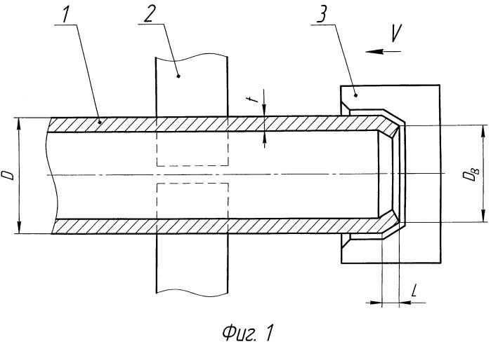 Способ подготовки концов труб нефтяного сортамента под нарезку резьбы