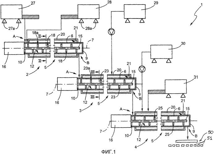 Способ и модульная система для приготовления гранулированного кондитерского продукта для изготовления сердцевин или пастилок
