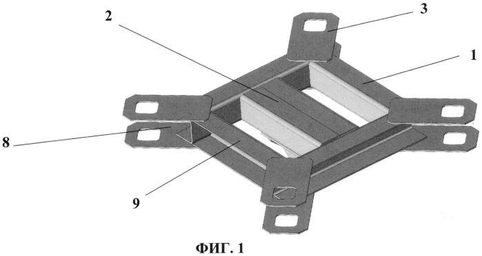 Приспособление для крепления и облегчения натяжения якорных тросов и цепей плавучих платформ