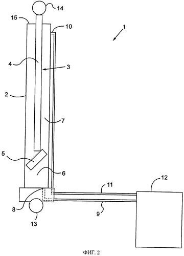 Гидравлическое устройство, транспортное средство, содержащее его, и его применение для наклона кабины, установленной на шасси