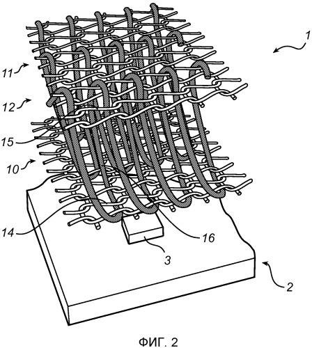 Светоизлучающий электронный текстиль со светорассеивающим элементом