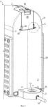 Устройство для приготовления напитков со съемным резервуаром для подачи жидкости