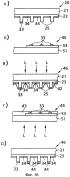 Способ создания микроструктуры на подложке
